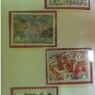 Children's Drawings Stamp